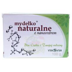 Mydło Naturalne Z Nanosrebrem W Płynie 500ml VINSVIN