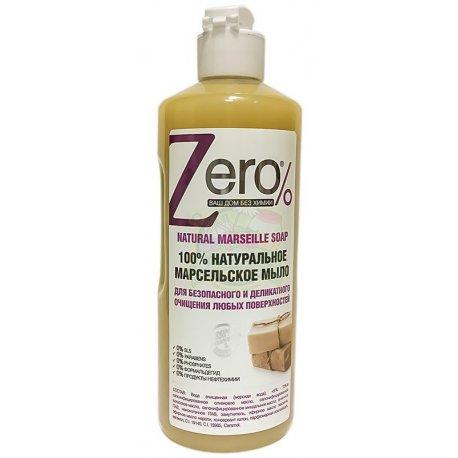 Ekologiczne Mydło Marsylskie Do Czyszczenia Zmywania 500ml ZERO