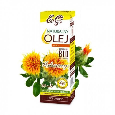 Olej Krokoszowy Naturalny 100% BIO 50ml ETJA