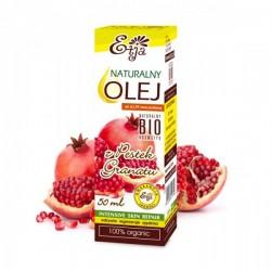 Olej z Pestek Granatu Naturalny 100% BIO 50ml ETJA