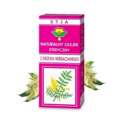 Olejek Eteryczny z Drzewa Herbacianego 10ml ETJA