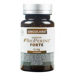 BioPerine Forte 15mg Pieprz czarny (60kaps) SINGULARIS