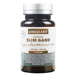 Slim Gard Garcinia Piperyna Forskolina Odchudzanie (60kaps) SINGULARIS