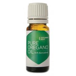 Olejek z Oregano 100% Czysty 10ml HEPATICA