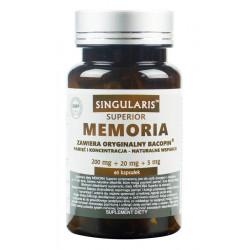 Memoria (60kaps)  Pamięć Koncentracja  SINGULARIS