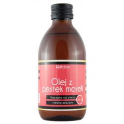 Olej Z Pestek Moreli 250 ml Tłoczony na Zimno MyVita