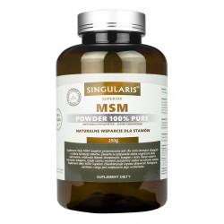 MSM 250g Proszek 100% Czysta Siarka Organiczna SINGULARIS