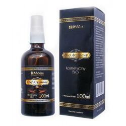 Olej Arganowy Kosmetyczny  BIO Maroko 100ml MYVITA