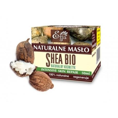 Masło Shea Naturalne 100% Organic 50ml ETJA