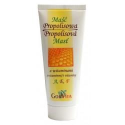 Maść Propolisowa 50 ml z witaminą A+E+F GORVITA