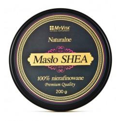 Masło Shea 200g Nierafinowane 100% MyVita