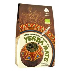 Yerba Mate EKO 200g Herbata Brazylijska Pobudzająca Dary Natury