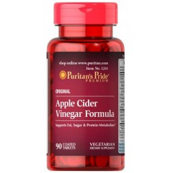 Ocet Jabłkowy Formuła (90tab) Apple cider PURITAN'S PRIDE