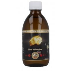 Niejonowe Nano Złoto Koloidalne AU 500 50 ppm 300ml Vitacolloids