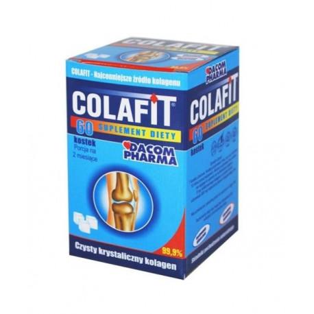 Colafit Kolagen Liofilizowany (60kostek) GORVITA