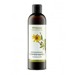 Płyn do kąpieli z kwiatem arniki (Mydlnica Lekarska) 250ml FITOMED
