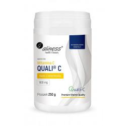 WITAMINA C 1000mg QUALI-C Kwas L-askorbinowy 250g ALINESS