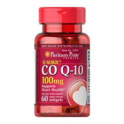Koenzym Q10 100 mg (60 kaps) Zdrowe Serce Puritan's Pride