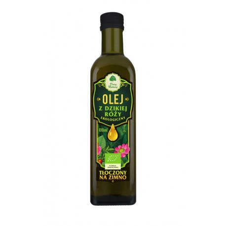 Olej z Dzikiej Róży EKO 100 ml Dary Natury