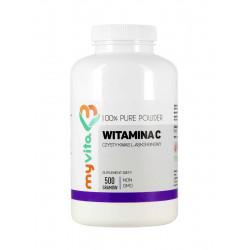 Witamina C 500g Kwas L-askorbinowy MyVita