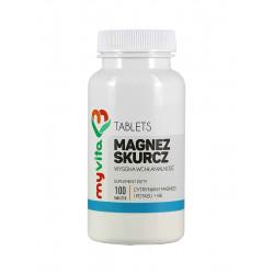 Magnez Skurcz + Potas + Witamina B6 100tab MYVITA
