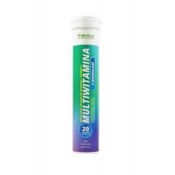 Multiwitamina z Minerałami (20tab) Musujących MYVITA