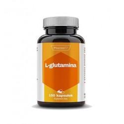 L-Glutamina Aminokwasy (150kaps) PHARMOVIT
