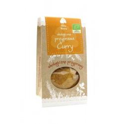 Curry EKO BIO 60g Przyprawa Dary Natury