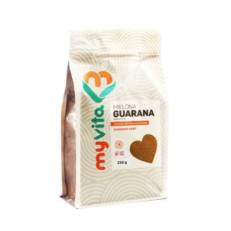 Guarana w proszku 250g Zdrowa Kofeina Energia MyVita