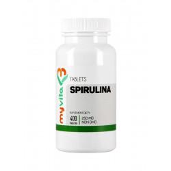 Spirulina Platensis 250mg (400tab) MyVita