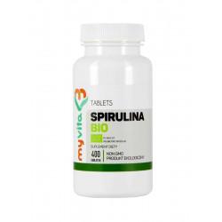 Spirulina Platensis BIO 250mg (400tab) MyVita