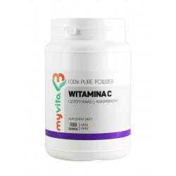 Witamina C 1kg Kwas L-askorbinowy MyVita