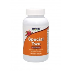 SPECIAL TWO Multiwitamina Kompleks Witamin (240kaps) Now Foods