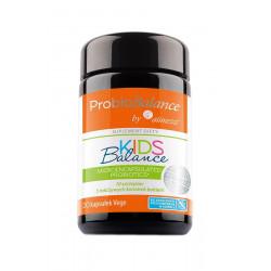 Probiotyk dla Dzieci ProbioBalance KIDS Balance 5mld (30kaps) Aliness