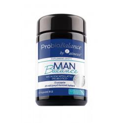 Probiotyk dla Mężczyzn ProbioBalance MAN Balance 20mld (30kaps) Aliness