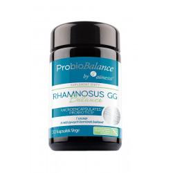 Probiotyk ProbioBalance Rhamnosus GG Balance 5mld (30kaps) Aliness