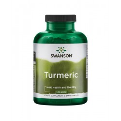 Turmeric Kurkuma 720mg / 1,44 g (240kaps) Swanson