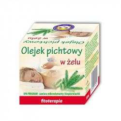 Olejek Pichtowy w Żelu 100ml Gorvita