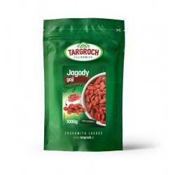 Jagody Goji Suszone Premium 1kg Targroch