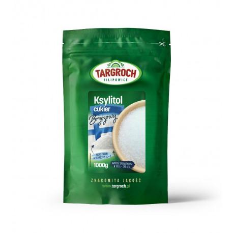 Ksylitol Danisco Cukier Brzozowy z Finlandii 1 kg Targroch