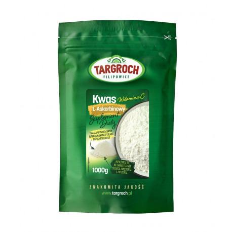 Witamina C 1 kg (1000 g) Kwas L-askorbinowy Targroch