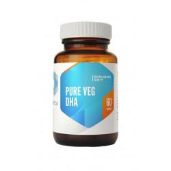 Pure Veg DHA 200mg (60 kaps) Wegańskie Kwasy Omega-3 Hepatica