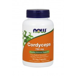 Cordyceps Kordyceps 750 mg (90kaps) Now Foods
