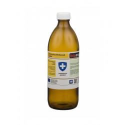 DMSO Dimetylosulfotlenek 500g Szklana Butelka Czysty Biomus