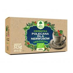 Dla Nerwusów EKO 25x2g herbata Dary Natury