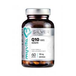 Koenzym Q10 100 mg UbichinoN (60kaps) Silver MyVita