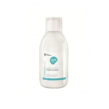SILOR+B Krzem z Borem 300 ml Invex Remedies