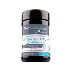 Probiotyk BifidoBacterium Balance 10 mld (30 kaps) Aliness