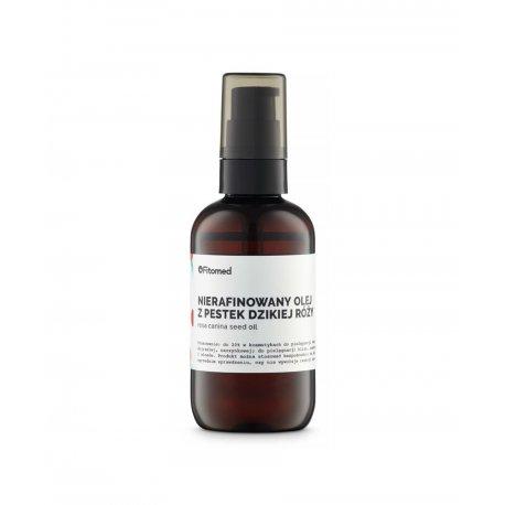 Olej z nasion Dzikiej Róży 100 ml nierafinowany Fitomed