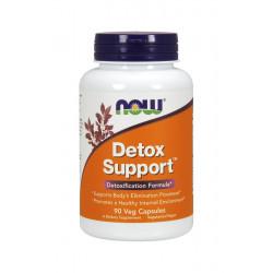 Detox Support (90kaps) Oczyszczanie Organizmu Now Foods